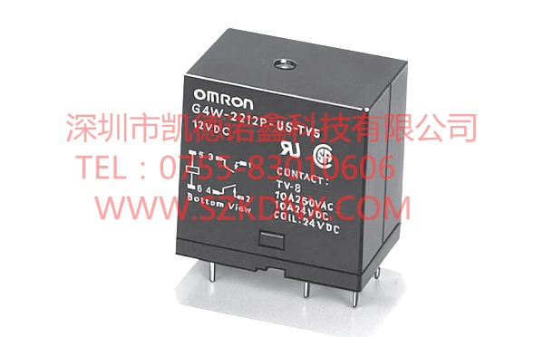 g4w-1112p-us-tv8-z日本欧姆龙功率继电器