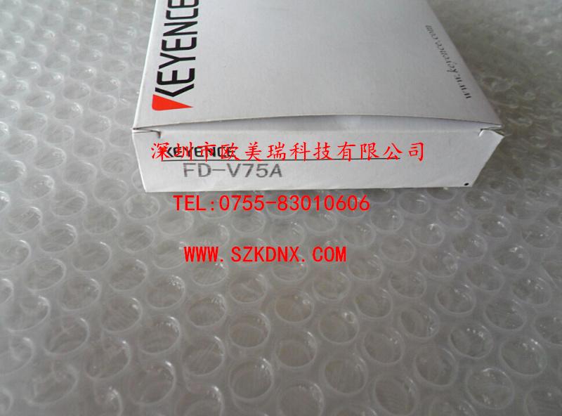 基恩士流量传感器fd-v75a